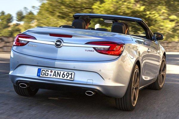 Opel презентовал 200-сильный Cascada Turbo