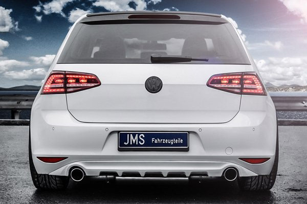 JMS подготовил тюнинг-пакет для VW Golf VII