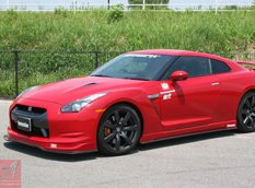 Nissan GT-R BottomLine от Chargespeed Japan
