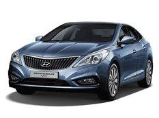 Hyundai Grandeur стал гибридом