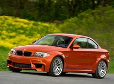 Dinan добавил мощности BMW 1M Coupe