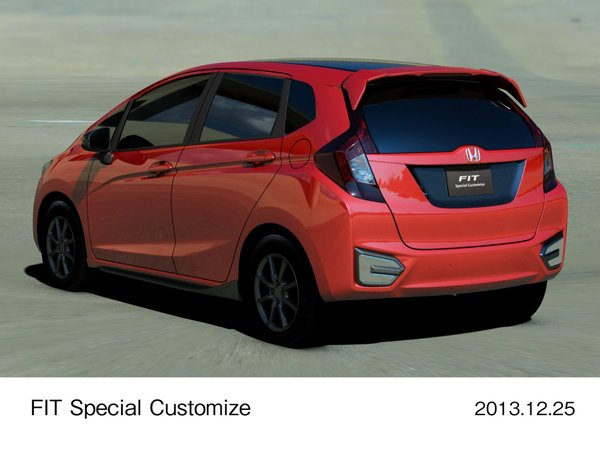 Honda Fit Special Customize и N-BOX + ELEMENT