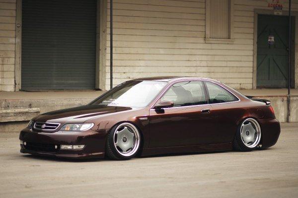 Acura CL 1998 года в роскошном VIP тюнинге