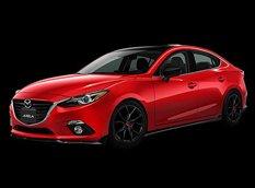Mazda Atenza Wagon и Axela Design