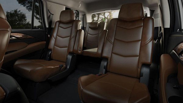 Cadillac Escalade 2015 станет более люксовым