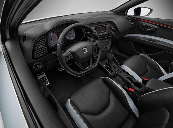 Seat представил новые Leon Cupra и Cupra 280