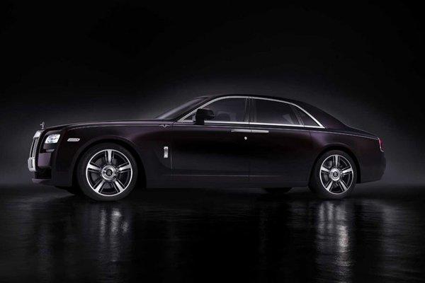 Rolls-Royce представил Ghost V-Specification