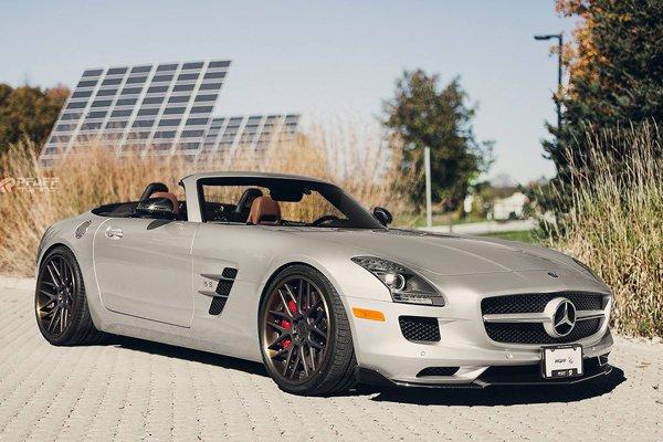 Mercedes-Benz SLS AMG Roadster от Pfaff Tuning