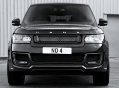Range Rover 600-LE Luxury Edition от Kahn Design