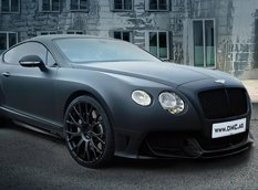 Bentley Continental GT DURO China Edition от DMC