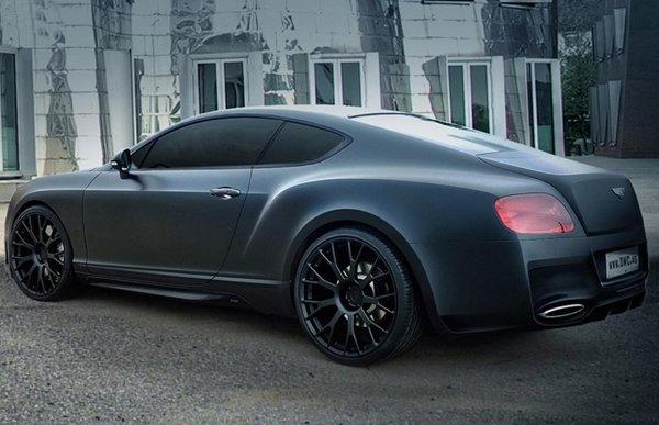 Bentley Continental GT DURO China Edition от DMC