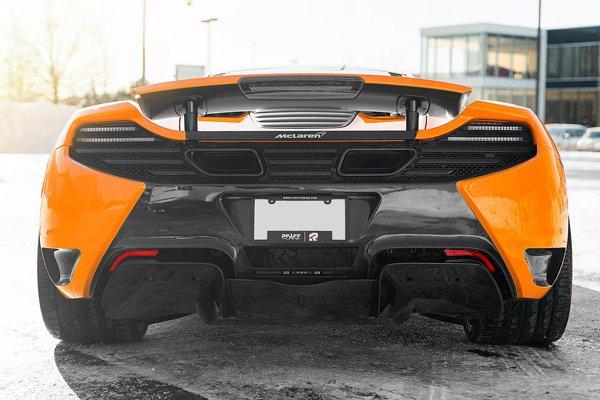 Pfaff Tuning «переобул» McLaren MP4-12C