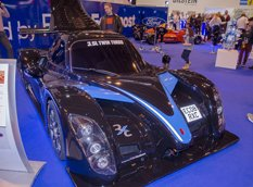 Autosport International 2014: Radical RXC Turbo