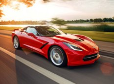 Chevrolet Corvette Stingray SC610 от Callaway