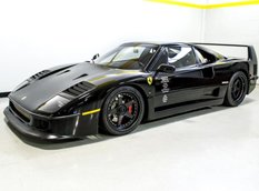 Ferrari F40 от Gas Monkey Garage продан за 742 500$