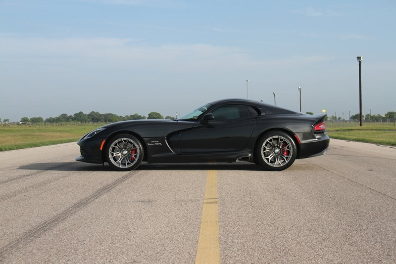 SRT Viper GTS Venom 700R от Hennessey Performance