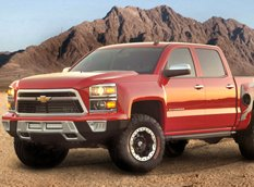 Chevrolet Silverado Supercharged Reaper от ателье Lingenfelter