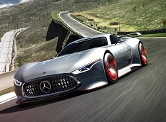 Mercedes-Benz представил AMG Vision Gran Turismo Racing Series