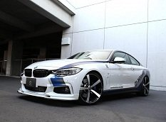 BMW 4-Series Coupe & Convertible от 3D Design