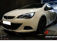 Shiftech увеличил мощность Opel Astra GTC 1.4 Turbo