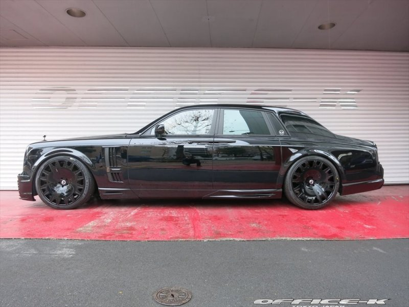 Rolls-Royce Phantom Series II от Office-K