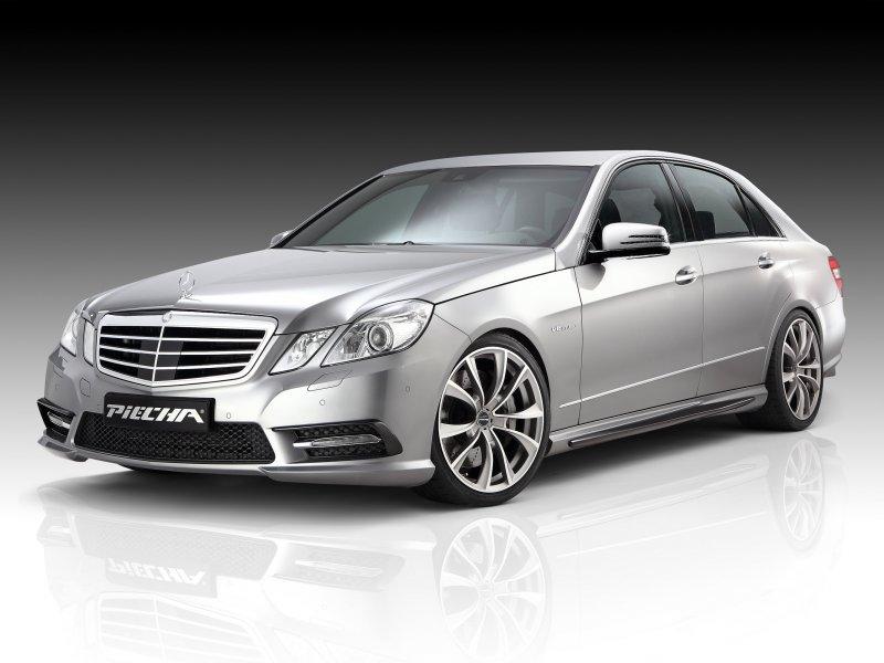 Mercedes-Benz E-Class W212 от Piecha Design и JMS