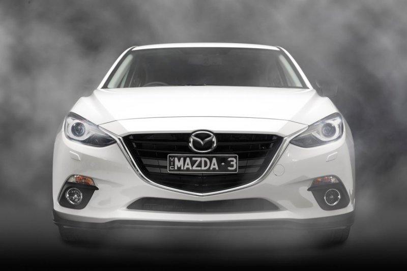 В Австралии Mazda3 получила спортивный пакет Kuroi