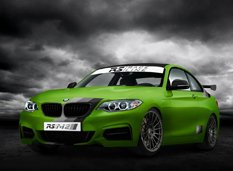 BMW RS/M235i Green Hell Edition от RS-Racingteam