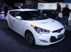 Чикаго 2014: Hyundai Veloster RE:FLEX Edition