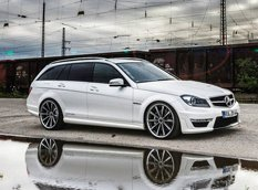 Mercedes-Benz C63 AMG Estate в тюнинге ATT-Tec GmH