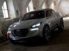 Hyundai представит концептуальный кроссовер Intrado