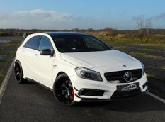 Mercedes-Benz A45 AMG 420-4 Carbon Edition от Oakley Design