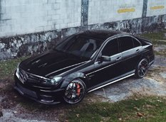 Mercedes-Benz C63 AMG Edition 507 от Mode Carbon