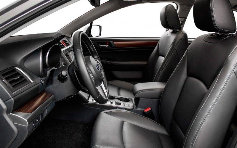 В сети появились фотографии нового поколения Subaru Legacy