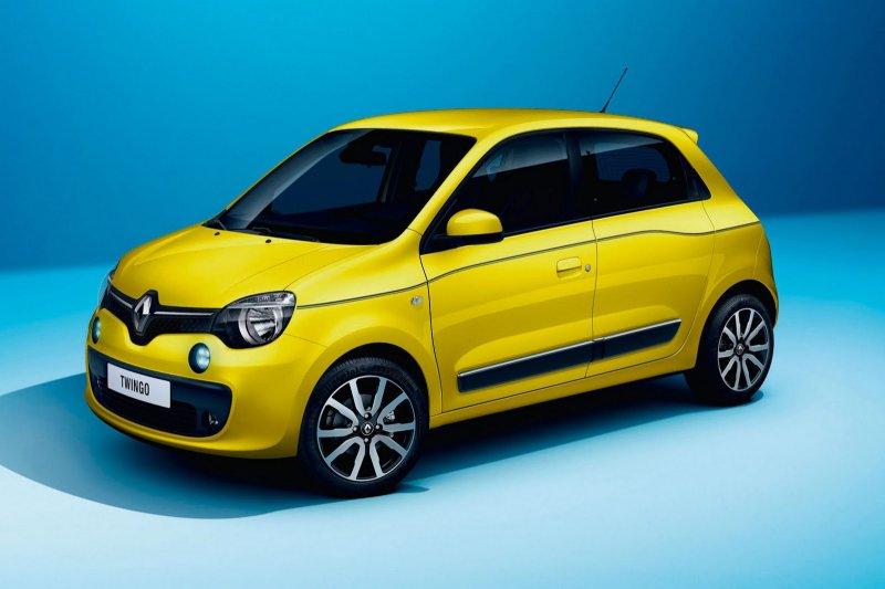 В Женеве покажут третье поколение Renault Twingo