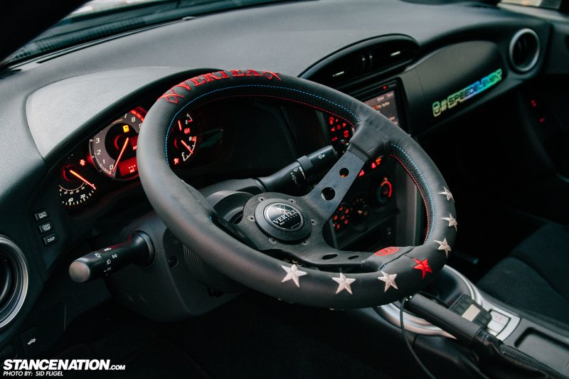 Тюнинг-магазин SpeedElement доработал спорткар Scion FRS