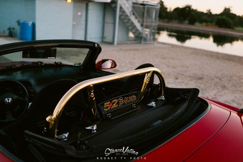 Honda S2000 в исполнении Long Beach Auto-Tech