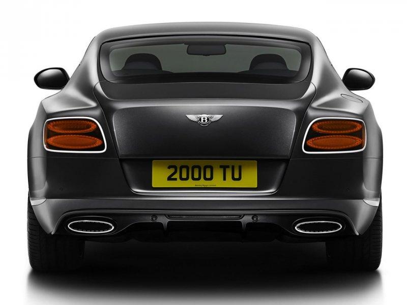 Bentley обновил спорткар Continental GT Speed