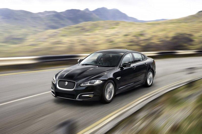 В Женеве покажут Jaguar XF R-Sport
