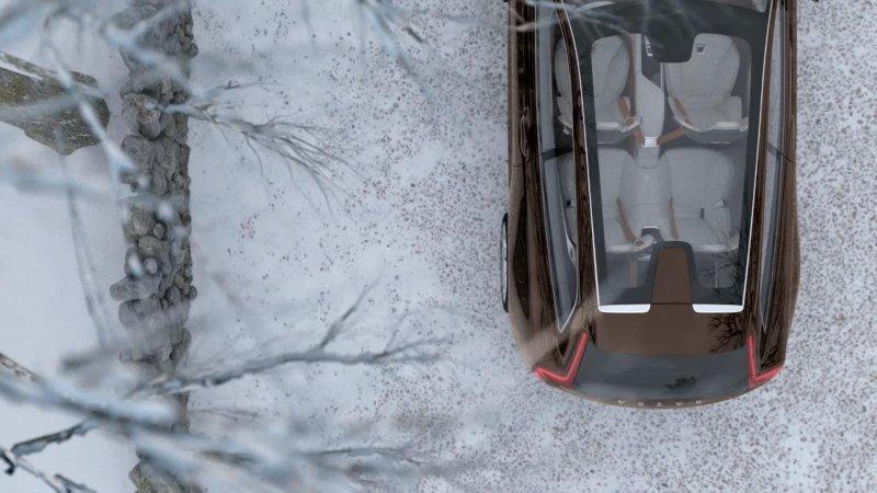 Volvo разработал трехдверный универсал Concept Estate
