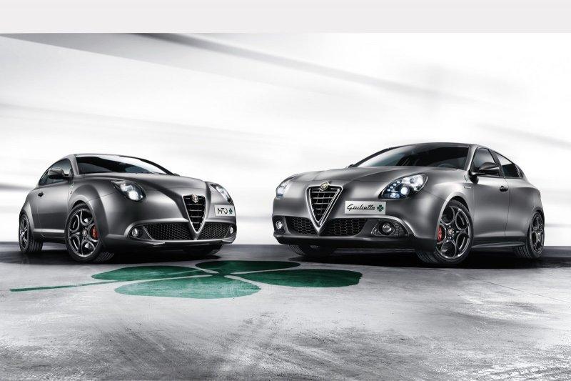 Alfa Romeo представила «хот-хэтч» Giulietta Quadrifoglio Verde