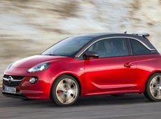 Opel покажет «горячий» хэтчбек Adam S