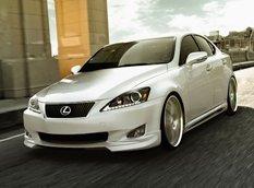 Lexus IS в эксклюзивном VIP-стайлинге