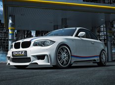 BMW 135i Coupe от Rieger Tuning и Dotz Shift