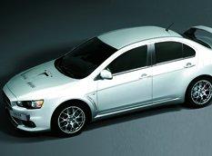 Mitsubishi представил 440-сильный Lancer Evolution FQ-440 MR