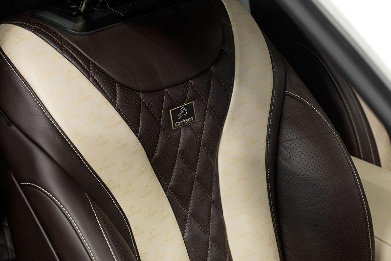 Carlsson представит суперроскошный лимузин CS50 Versailles