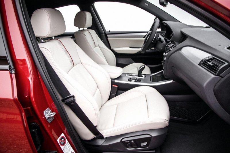 У BMW появился младший «купе-кроссовер» - модель X4