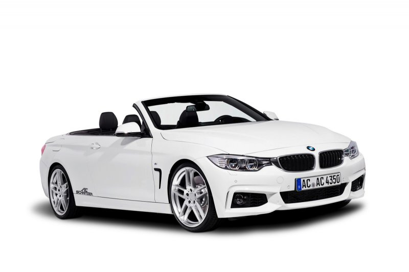 AC Schnitzer доработал BMW 4-Series Convertible