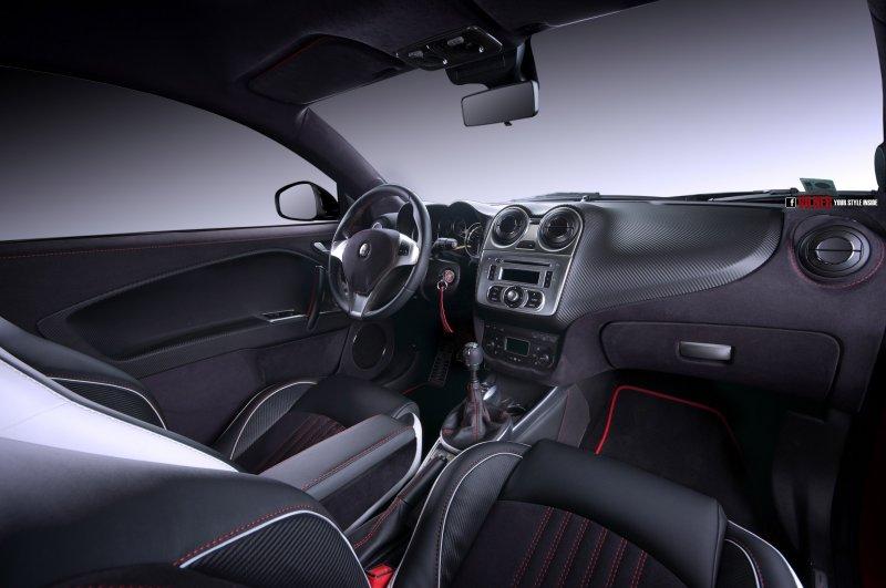 Alfa Romeo Mito в исполнении Vilner за 13 000 евро
