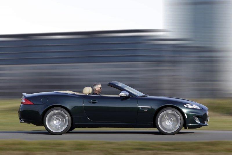 Jaguar XK66 Special Edition - эксклюзив для Германии